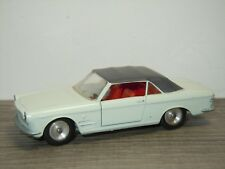 Fiat 2300/S Cabriolet Ghia - Solido 133 France 1:43 *34188