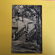 Dorothy Vernons Steps Haddon Hall Unposted Postcard