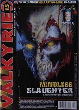 Valkyrie Magazine - Fantasy/Rpg - No.15 - 1997 - Mindless Slaughter