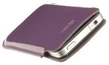 4-OK Soft Tasche Hülle Etui Case Cover Lila für Samsung B7330 Omnia Pro