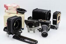 Leica Leitz 16555 Bellows Visoflex Plus Focoslide 16596 16598 16558 16567 16486