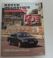 Revue technique automobile RTA 573 Ford mondeo diesel