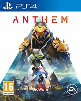 Anthem For PS4 (New & Sealed)