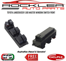 Toyota Landcruiser 80 Series Power Electric Window Master Door Switch Control