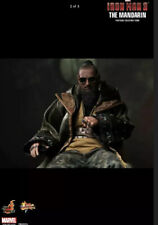 Iron Man 3 The Mandarin Collectible Figure Hot Toys Mms211 1/6 Scale