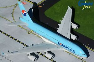 "Gemini Jets Korean Air Airbus A380-8 ""New - Sold Out"" 1/200"