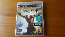 God of War Ascension Sony PlayStation 3 Complete PAL Game Very Good