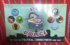 PC Police the cure for political correctness Board Game