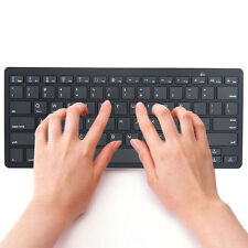 Quality Qwerty Blutooth Keyboard For Samsung Galaxy Tab 2 P5100 - Black
