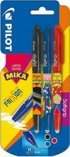 Pilot FriXion Ball Mika Limited Edition Rollerball Pen | 3 Assorted Colours