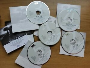 Purcell, Dido & Aeneas, King Arthur. DIOCLESIAN 5CD Set like new see photos