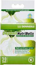 Deponit nutriballs x 30 Live plant fertilizer / Food