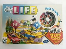 The Game of Life Hasbro Board Game 2014