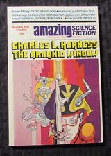 AMAZING SCIENCE FICTION Digest Magazine NM- George RR Martin (1974) December