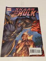 Skaar Son Of Hulk #1 August 2008 Marvel Comics Pak Garney 2nd Printing VARIANT