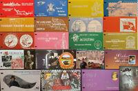 Isle Von Mann 1973 -2010 Vorlage Packungen Comms & Defs Multilisting Von 99p