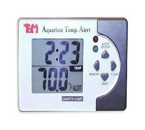KollerCraft TOM Temp Alert Digital Thermometer for Aquariums