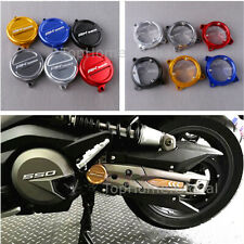 For Kymco AK550 2017 2018 Front Chain Sprocket Guard Cover Protector Frame