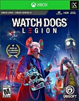 [LATEST] NEW Watch Dogs Legion For The Microsoft XBOX ONE S X + SERIES X HDR 4K