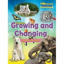 GROWING and CHANGING, Ruth Owen - KS1 Science Resource