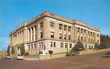 Trinidad CO 1950s Army Green Pickup Truck & Cars @ Beaux Arts Courthouse
