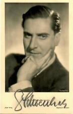 Albrecht Schoenhals Ross A 1917/1 signiert, Autogramm
