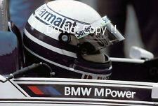 Riccardo Patrese Brabham BT50 Belgian Grand Prix 1982 Photograph 3