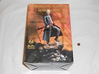 NEW Spike Mini Statue SIGNED Buffy The Vampire Slayer 506 / 3000 James Marsters