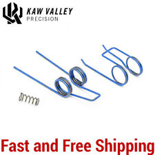 Kaw Valley Precision Reduced Power 5.56 Trigger/Hammer Spring Kit - KVP-RPS