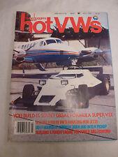 Magazine: HOT VWs & DUNE BUGGIES. JULY 1980