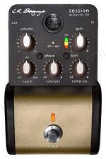 "LR Baggs Session Acoustic Preamp/DI, Saturation & Compression EQ, XLR & 1/4"" Out"