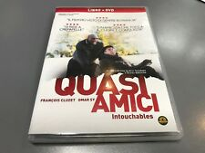 Time of Vintage - DVD Quasi Amici - Cluzet - Sy - Commedia 2012 EL-A189 Usato