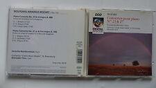 CD Album MOZARTConcertos piano 23 27 REZNIKOVSKAYA ALEXANDER TITOV QK57259