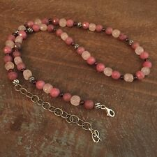 """Carolyn Pollack Gemstone Bead 21"""" Necklace with 4"""" Extender"""