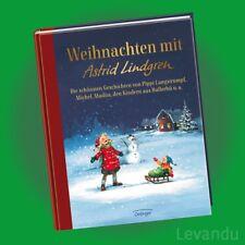 WEIHNACHTEN MIT ASTRID LINDGREN | Pippi Langstrumpf - Michel - Madita - NEU