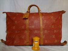 AUTH LOUIS VUITTON SAC MARIN CUP 1995 DUFFLE TRAVEL BAG