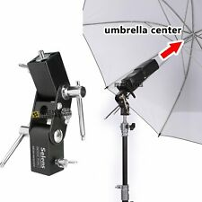 Selens SE-L012 Adjustable Flash Shoe Umbrella Holder Light Stand Bracket L