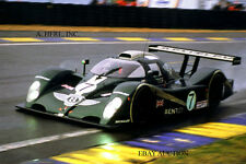 Bentley Speed 8 in action at 24 hrs of Le Mans - winners race 2003 - photo