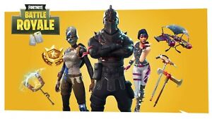 FN OG ACC WITH S2 KNIGHTS AND FULL S3 TIER 100 + 139 SKINS AND TONS OF EMOTES
