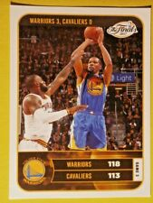 KEVIN DURANT #412   PANINI  NBA 17/18   EUROPEAN EDITION STICKER
