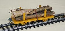 B-047 -- LR -- Wagon plat à ranchers -- Etat d'origine -- Complet