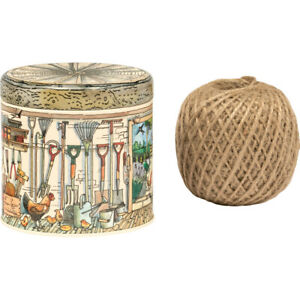 Emma Bridgewater The Potting Shed String Tin with String