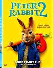 Peter Rabbit 2 - (DVD, 2021) NEW*** FREE USPS SHIPPING!