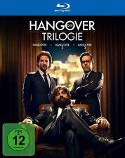 Hangover Trilogie Blu-ray Box Teil 1+2+3 (1-3) - NEU OVP