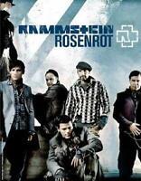 RAMMSTEIN -  Rosenrot 86x60 Poster Plakat Bild NEU