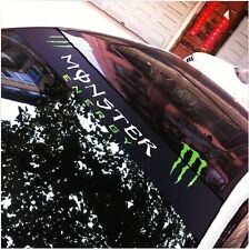 Amazing Monster Windscreen Windshield Car Stickers Decals Vinyls BMW AUDI FORD