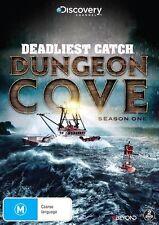 Deadliest Catch - DUNGEON COVE : Season 1 : NEW DVD