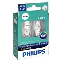 921WLED Philips Ultinon LED - Package of 2 White 6000K Light 904 906 912 916