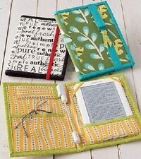 Reader Wrap! e-Reader Cover/Holder  Sewing Pattern by Atkinson Designs