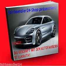 DAS GESCHÄFT MIT DEN AUTOFAHRERN IST LUKRATIV EBOOK VW Opel BMW Audi Mercedes 1A